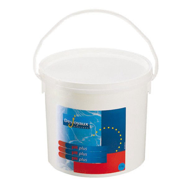pH plus piscine 5kg